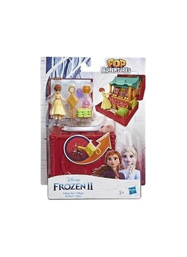 Hasbro Hasbro E6545 +4 Yaş Disney Frozen 2 Pop Adventures Oyun Seti Renkli
